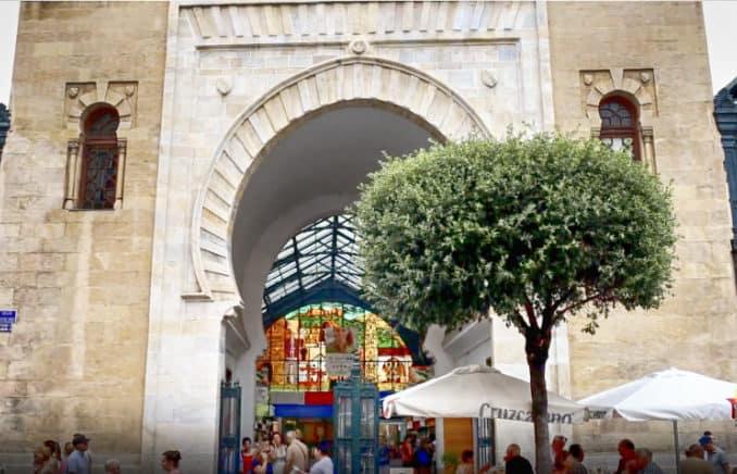 Mercado central de Atarazanas Málaga
